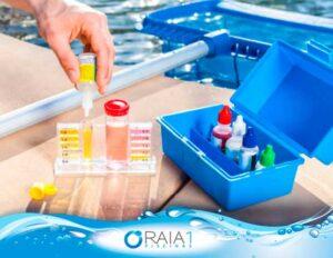 Como medir o pH da piscina