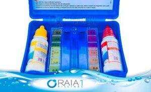 Como medir o cloro total