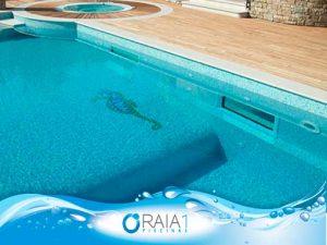 o skimmer é realmente importante na limpeza da piscina