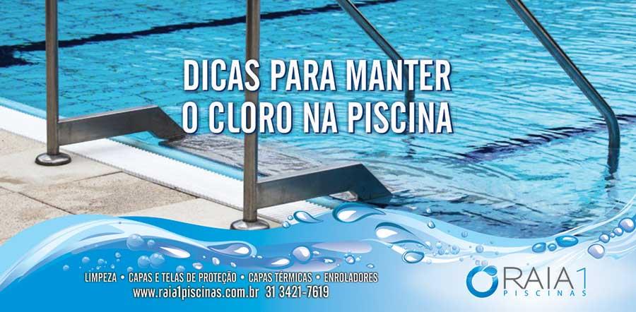 Dicas para manter o cloro na piscina em bh raia1 piscinas for Cloro para piscinas