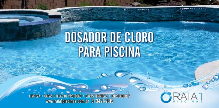 Como instalar a capa t rmica da piscina raia1 piscinas em bh - Irritazione da cloro piscina ...