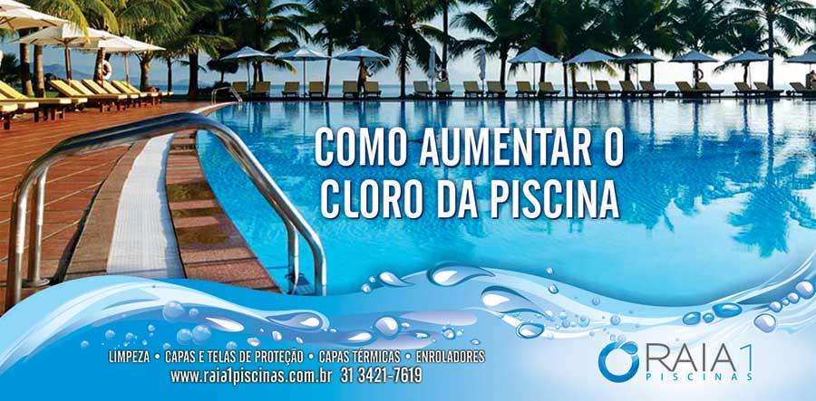 Como aumentar o cloro da piscina raia1 piscinas em bh mg - Irritazione da cloro piscina ...