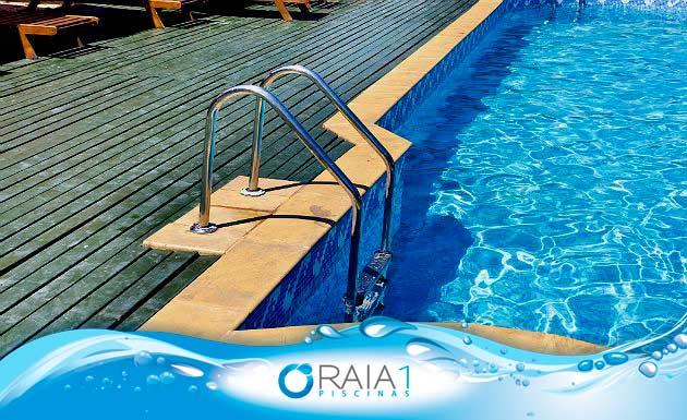 praticas para limpar a piscina