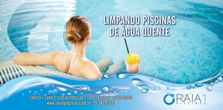 limpando piscinas de água quente bh