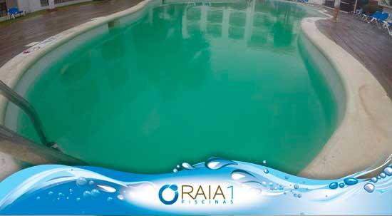 piscina verde bh