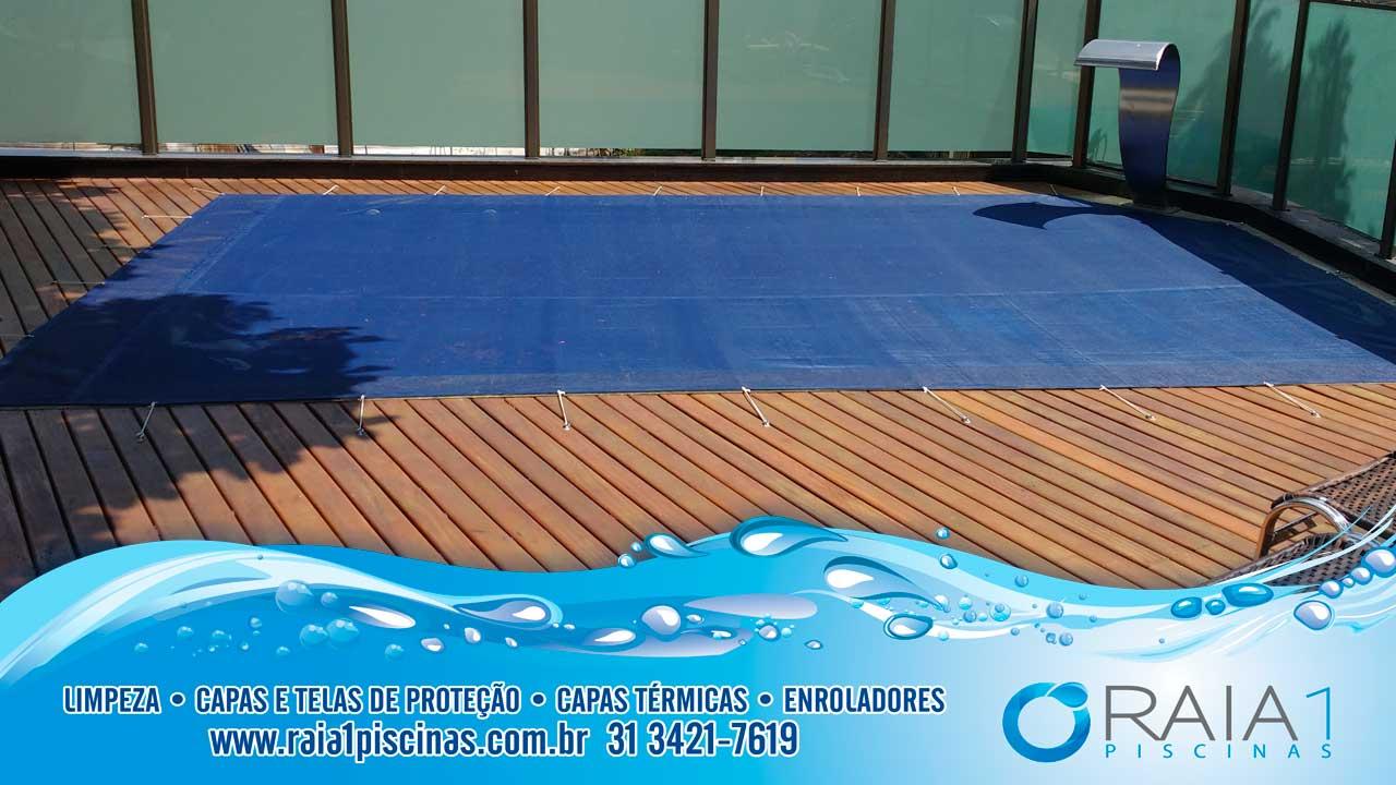 Tela de prote o para piscina raia1 piscinas em belo for Descuidos en la piscina