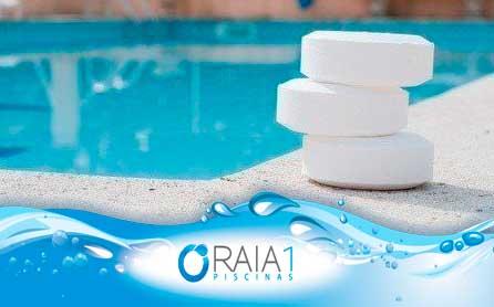 Cuidados que temos com a sua piscina raia1 piscinas for Cloro para piscinas