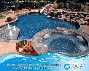 piscinas bh