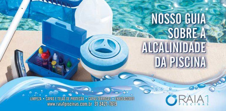 alcalinidade da piscina em bh